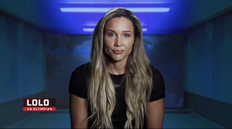 Lolo Jones on MTV's 'The Challenge: Secret Agents'