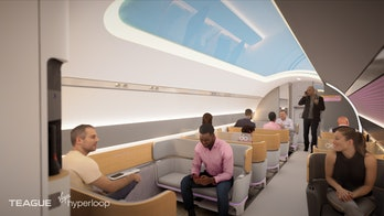 """Concept art for the future public pod. The first commercial operations are expected to start around 2030, which Giegel describes as """"roughly speaking"""" the firm's timeline."""