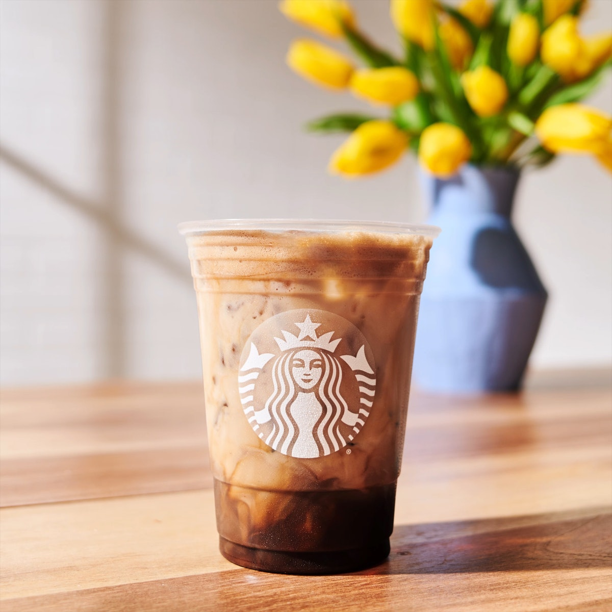 Starbucks' Iced Shaken Espresso drink lineup is a twist on a classic latte.