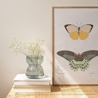 Farfalle Art Print by Chloe Purpero Johnson