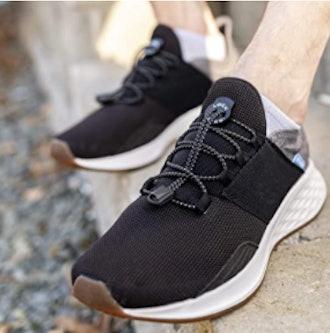 LOCK LACES Elastic No Tie Shoe Laces (2-Pack)