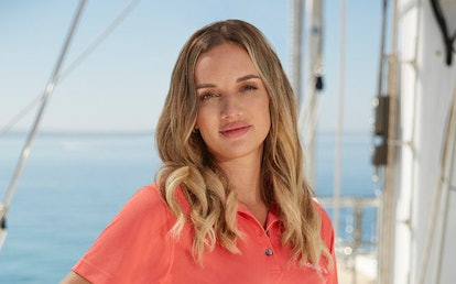 Alli Dore on Below Deck Sailing Yacht via the Bravo press site