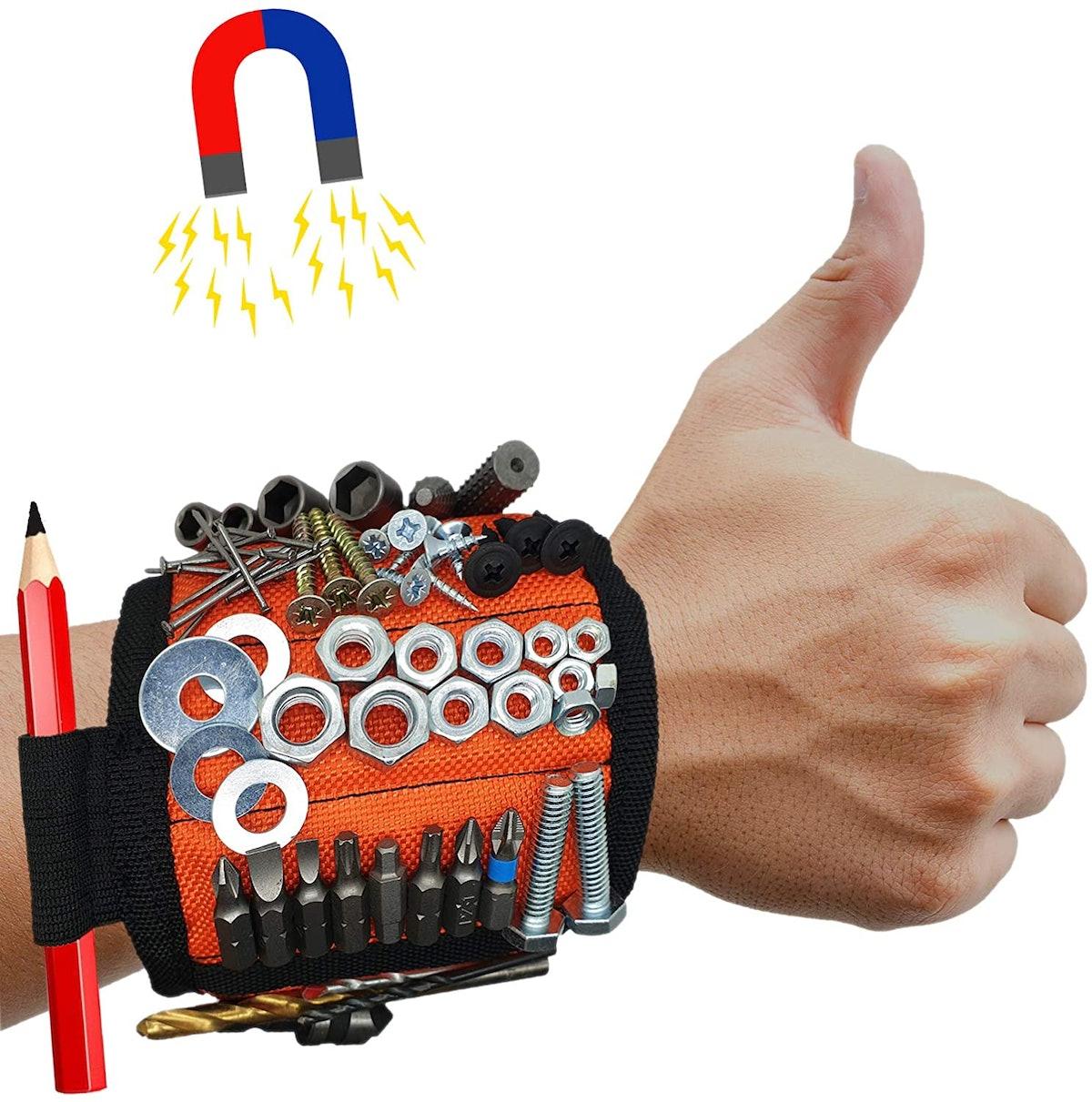 MyToolOn Magnetic Wristband