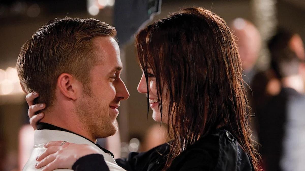 Ryan Gosling & Emma Stone in 'Crazy, Stupid, Love.'