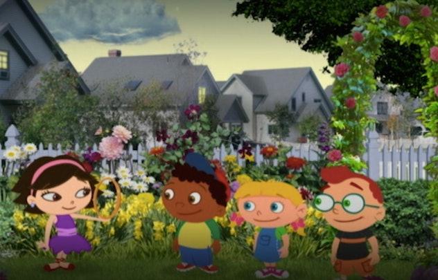 'Little Einsteins' is on Disney+