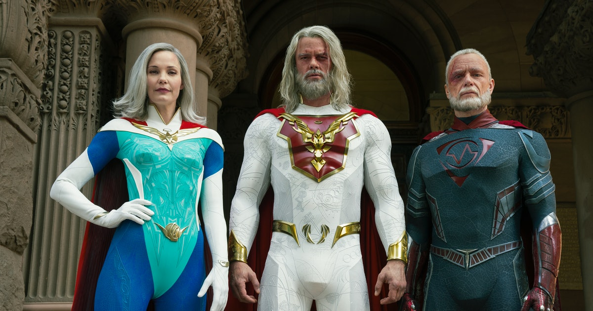 Everything you need to know about your next Netflix superhero obsession