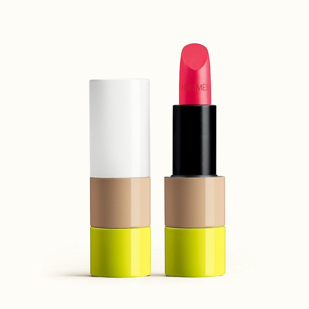 Rouge Hermes, Satin Lipstick, Limited Edition, Rose Oasis