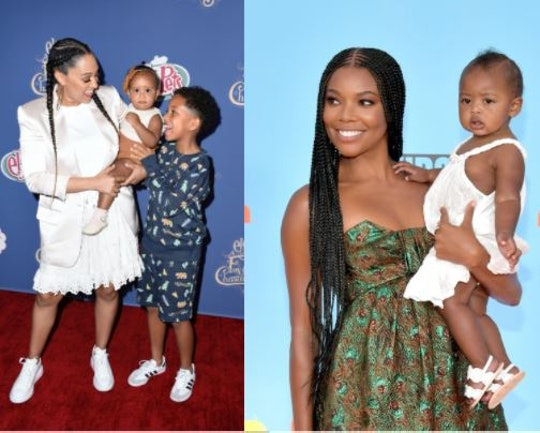 Cairo Hardict and Kaavia James met up for their first playdate and it was epic!