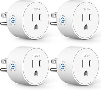 T TECKIN Smart Plug  (4-Pack)
