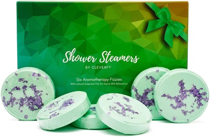 Cleverfy Aromatherapy Shower Steamers (6-Pack)