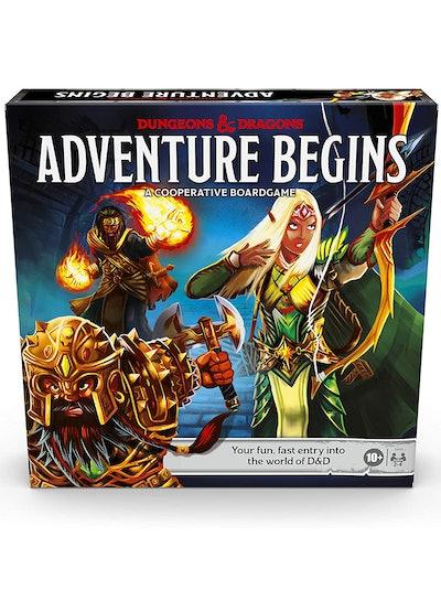 Hasbro Dungeons & Dragons Adventure Begins