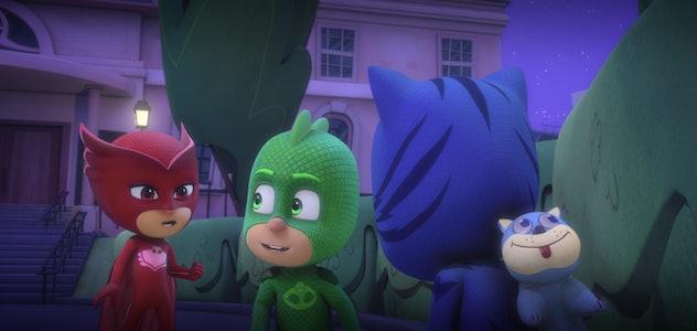 Watch 'PJ Masks' on Disney+