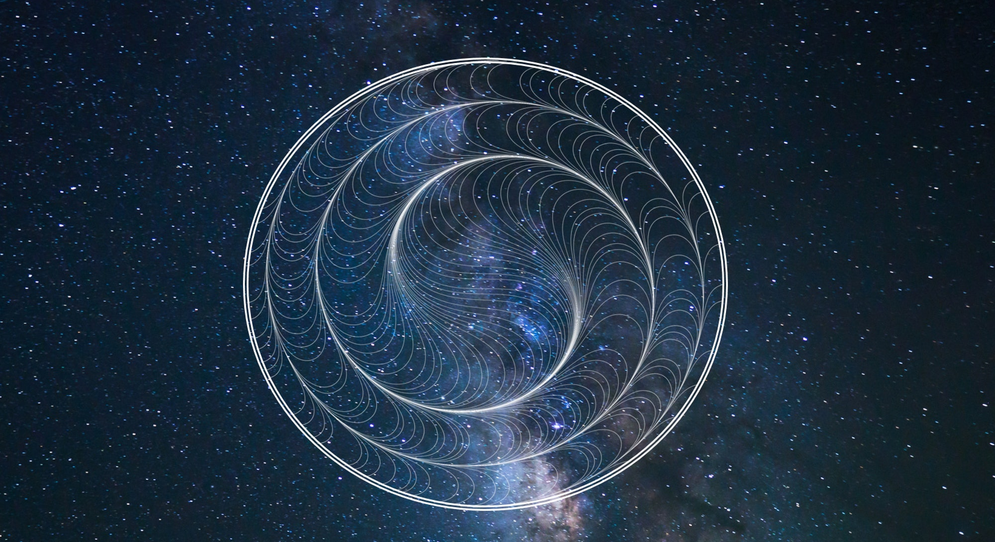 illustration of thin circular wire array in space