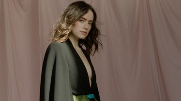 Daisy Ridley is TZR's March 2021 cover star and stars in an exclusive video with TZR.