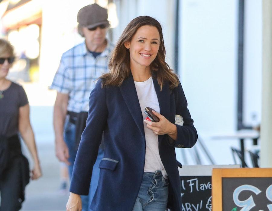 Jennifer Garner is seen on January 6, 2020 in Los Angeles, California.