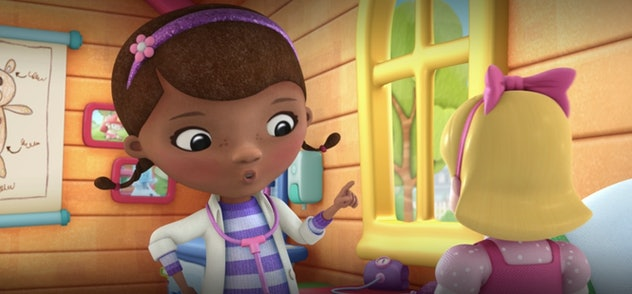 Get fixed up with Doc McStuffins