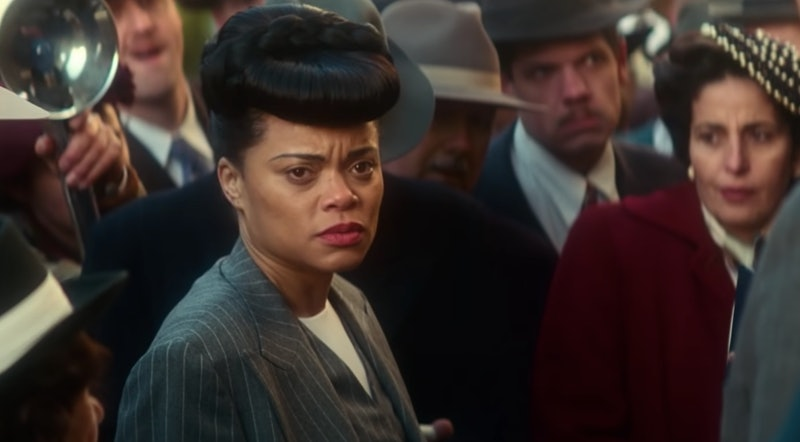 Andra Day in 'The United States vs Billie Holiday'