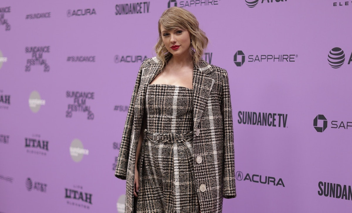 Taylor Swift tweeted her disappointment in Netflix's 'Ginny and Georgia' after a line made fun of her dating history.