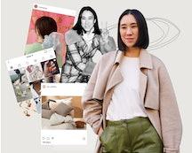 Eva Chen on how Instagram and Bustle are spotlighting female entrepreneurs for Women's History Month.