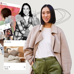 Eva Chen on how Instagram and Bustle are spotlighting female entrepreneurs for Women's History Month.