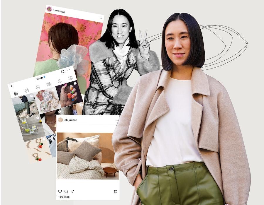 Eva Chen on how Instagram and Bustle are spotlighting female entrepreneurs for Women's History Month...