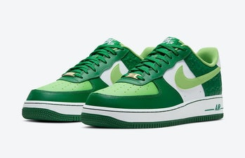 """Nike """"St. Patrick's Day"""" Air Force 1"""