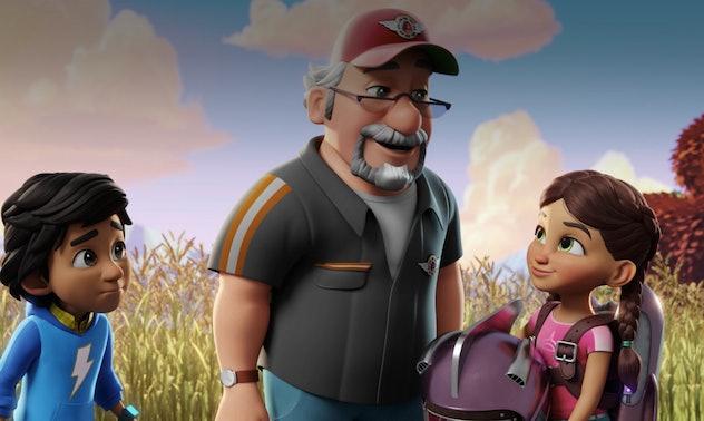 Watch 'The Rocketeer' on Disney+
