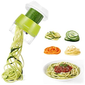 Adoric Handheld Vegetable Spiralizer