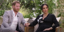 'Oprah With Meghan & Harry' premieres Sunday, March, 7 on CBS.