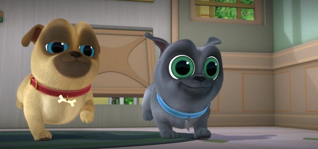 'Puppy Dog Pals' is on Disney+