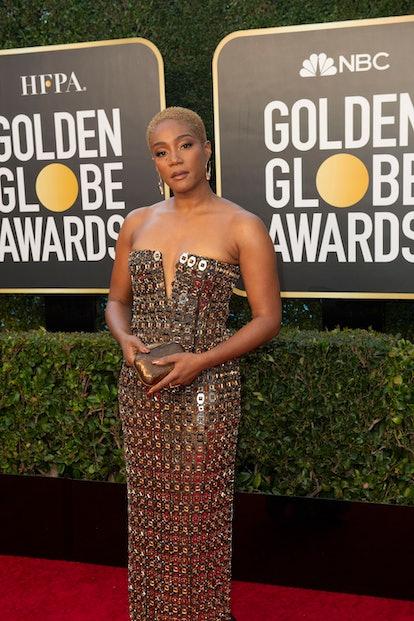 golden globes 2021 style moments tiffany haddish