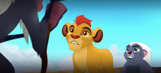 Watch 'The Lion Guard' on Disney+