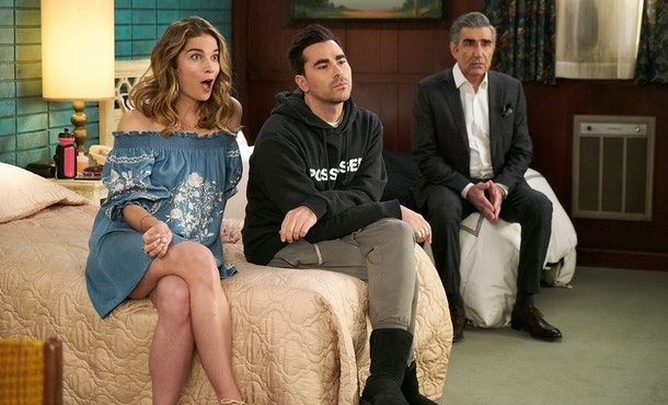 'Schitt's Creek' was a small CBC sitcom that blew up once added to Netflix, similar to 'Kim's Convenience.'
