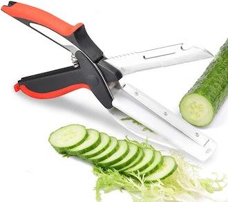 Aesmillion Food Chopper Scissors