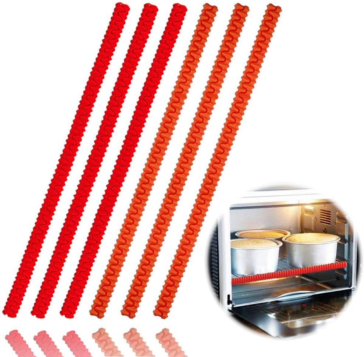 LeeYean Oven Rack Shields (6-Pack)