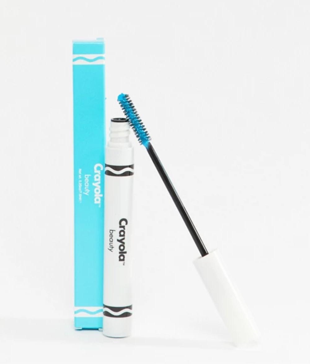 Crayola Mascara - Turquoise Blue