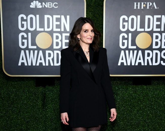 Tina Fey and Amy Poehler host the 78th Golden Globes.