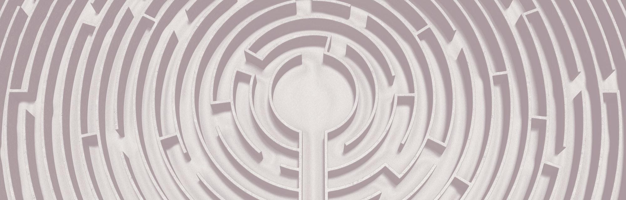 maze, memory