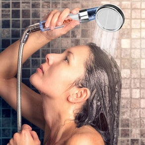 Nosame High-Pressure Filter Shower Head