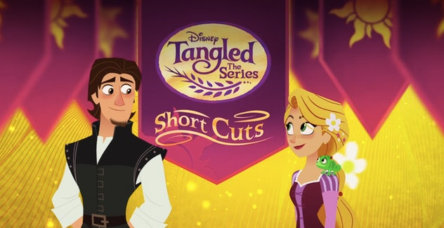 Watch 'Tangled: The Series' on Disney+