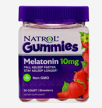 Natrol 10 mg Melatonin Gummies (90 gummies)