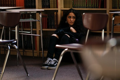 "Haley Sanchez as Greta in ""Generation"" for HBO Max."