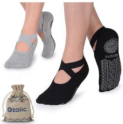 Ozalic Yoga Socks