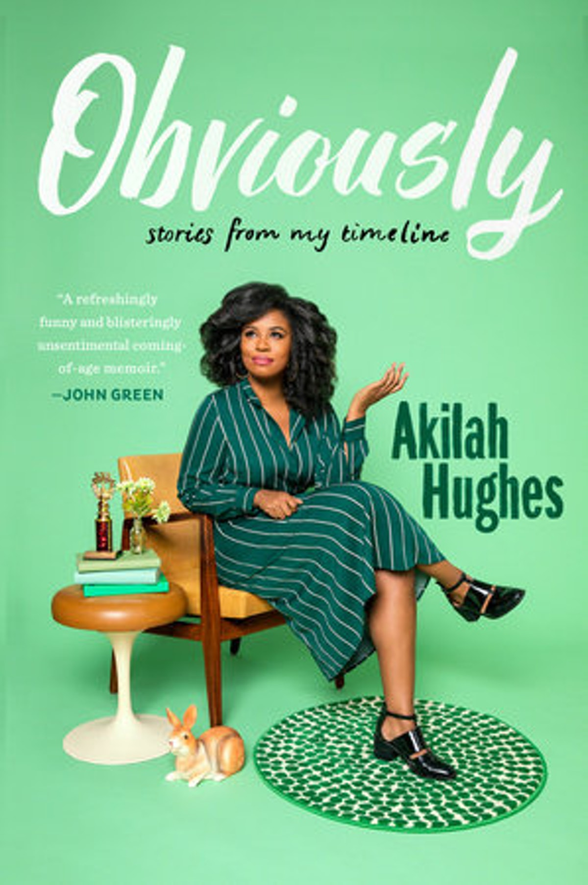 'Obviously' by Akilah Hughes