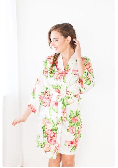 Blush Labor Gown