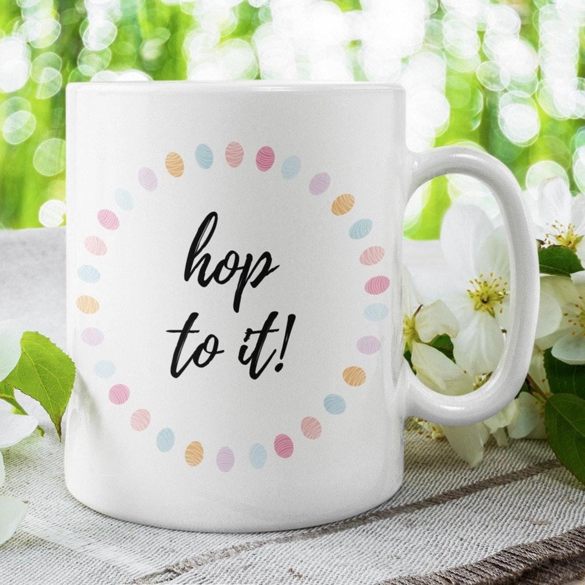 Hop To It! Mug