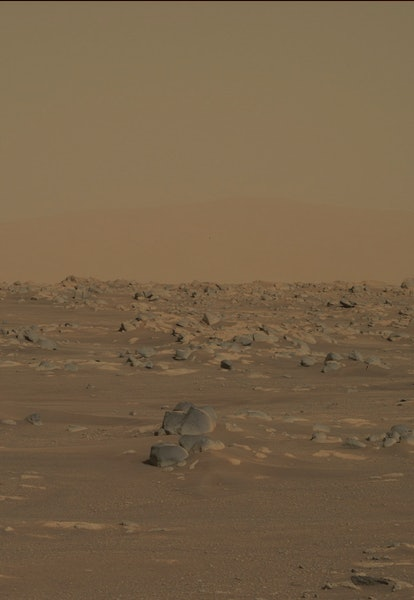 image of mars surface from nasa perseverance rover
