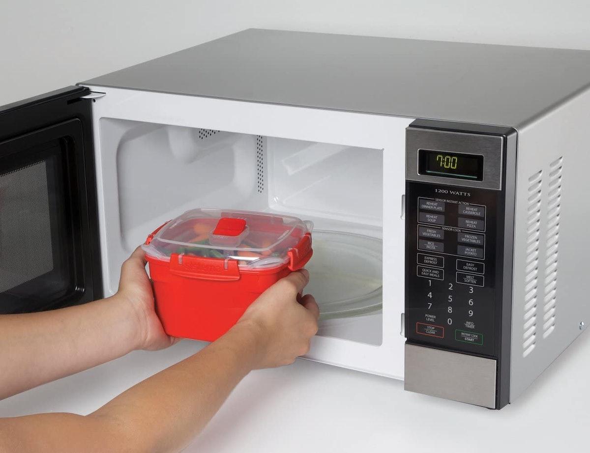 best microwave steamers