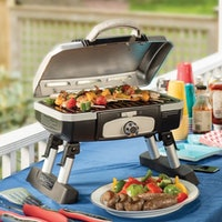 The 3 Best Tabletop Gas Grills