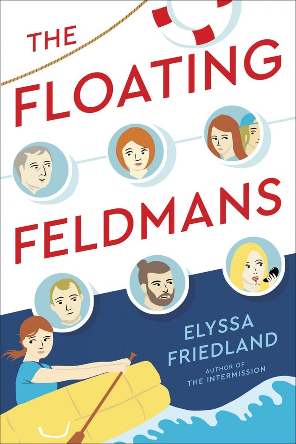 'The Floating Feldmans' by Elyssa Friedland